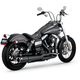 Black Pro Pipe Exhaust System - 47525
