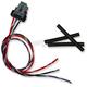Delphi Connector w/Wire Pigtails - PT-12129946-B