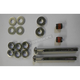 Buttonhead 3 1/4 in. Cut-To Length Chrome Breather Bolt Kit - DM-5800K