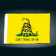 Dont Tread On Me Flag - 4272