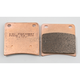 Double-H Sintered Metal Brake Pads - FA146HH