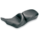 Smooth One-Piece Ultra Touring Seats w/Studs - 75448