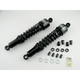 Black 412 Series 14.25 American-Tuned Gas Shocks w/o Cover - 75/120 Spring Rate (lbs/in) - 412-4024B