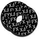Stencil Moto Grip Donuts - 17-67902
