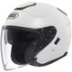 White J-Cruise Helmet