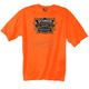 Orange Official 2012 Sturgis Classic Label T-Shirt