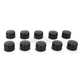 Black 5/16 in. Hex Bolt/Nut Covers - 2402-0156