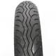 Rear Lasertec 120/90V-18 Blackwall Tire - 1532200