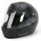 Matte Black EXO-R410 Helmet