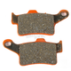 Semi-Sintered V Brake Pads - FA631V