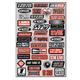 Factory Effex Logo Kit - FX07-68012