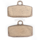 Rear XCR Comp Brake Pads - 1721-1454