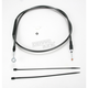 Black Pearl Designer Series Alternative Length Clutch Cables for Custom Height/Width Bars - 422310HE