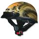 Wood Camo FX-70 Beanie Helmet