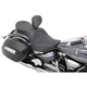 Mild Stitch Low-Profile Double-Bucket Seat with Backrest - 0810-0752