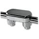 Chrome 1 5/8 in. Top Clamp Handlebar Riser - LA-7442-01