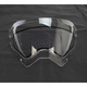 Clear Dual Lens Snow Shield for the FX-41DS Dual Sport  Helmet - 0130-0603