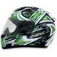 Green FX-95 Mega Helmet