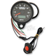 2.4 Inch Programmable Mini Electronic Speedometer With Odometer/Trip Meter - 2210-0257