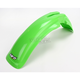 Universal MX Green Front Fender - PA01013026