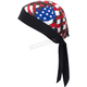 American Flag Stretch Headwrap - BNDNA003-24