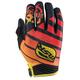 Black/Yellow/Red Renegade Gloves
