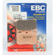 Double-H Sintered Metal Brake Pads - FA216/3HH