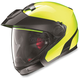 Hi-Vis Yellow N40 Full N-Com Helmet