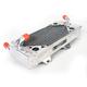 Left X-Braced Aluminum Radiator - MMDBCRF450R05LX