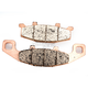 Sintered Brake Pads - 597VSR