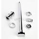 Chrome Axle Kit - 0214-0578