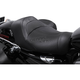 Black Leather MinimalIST Solo Seat - FA-DGE-0254