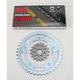 525GXW Chain and Sprocket Kit - 3108-020W