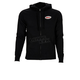 Black Choice of Pros Zip Hoody