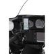 Smartphone/GPS Holder w/Charcoal Gray/Black Perch Mount - 50211