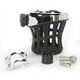 Drink Holder w/Chrome 7/8 - 1 in. Bar Mount - 50412