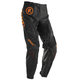 Youth Flo Orange/Black Phase Gasket Pants