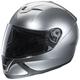 Jackal Silver Helmet