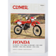 Honda Repair Manual - M328-4