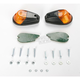 Flush Mount Marker Lights - Dual Filament - 25-8158