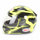 Black/Hi-Viz Yellow Vortex Manifest Helmet