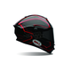 Black/Red Pace Star Helmet