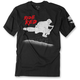 Youth Black Honda Red Rider T-Shirt