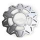 Rear Stainless Vee Brake Rotor - VR3008