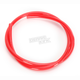 Red 1/4 in. High Pressure Fuel Line - 3 Feet - 140-3103