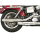 Slip-On Performance Mufflers - 106-5769