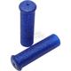 Blue Star Fire Flake Grips - 42-21123