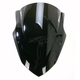 Dark Smoke Double Bubble Windscreen - 16-282-19