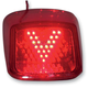 V Taillight - V-ROD-V-RED