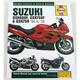 Motorcycle Repair Manual - 3987
